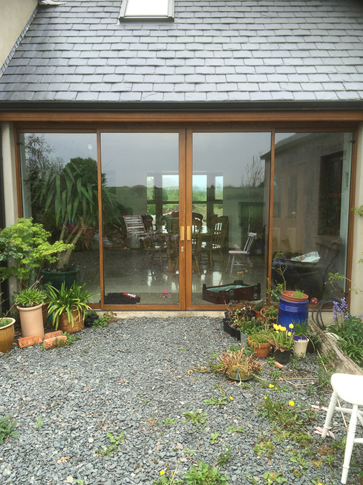 Castle Windows Dundalk suppliers of PVC Doors