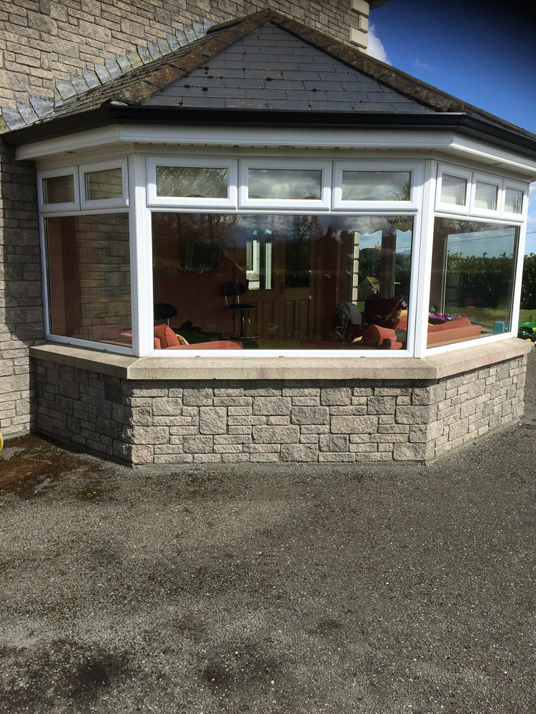 Castle Windows Dundalk suppliers of Conservatories