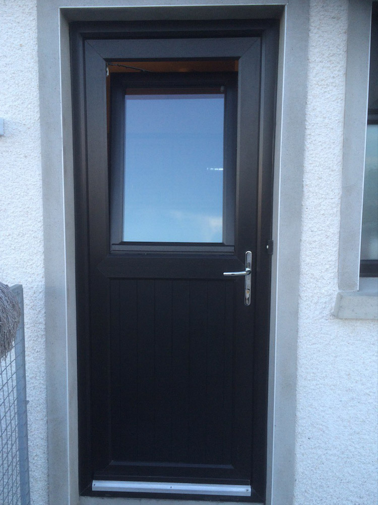Castle Windows Dundalk suppliers of Half Doors